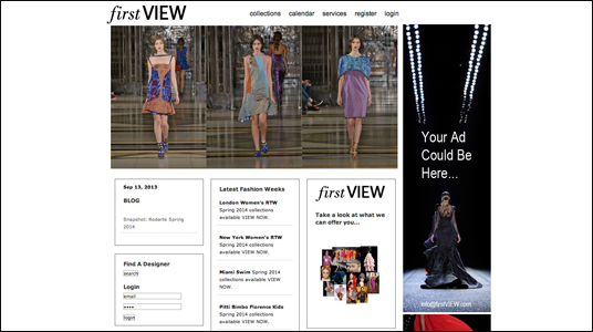 firstView_fashion_database_pictures_photos_gallary